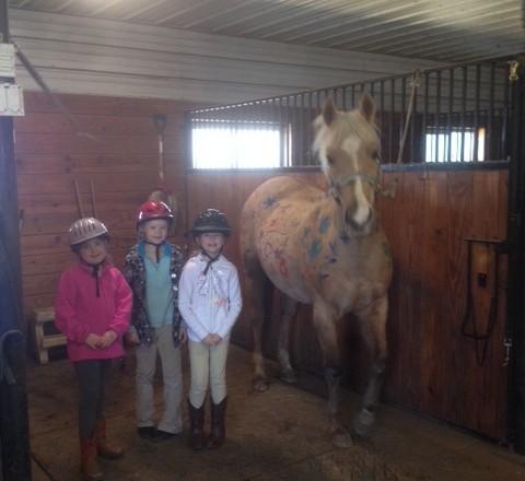 Pony Club!